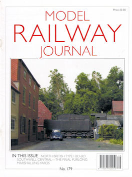 Model Railway Journal No 179