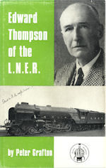 Edward Thompson of the LNER