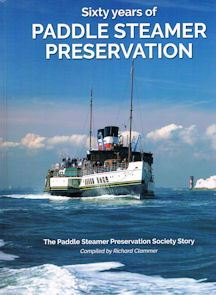 Sixty years of Paddle Steamer Preservation