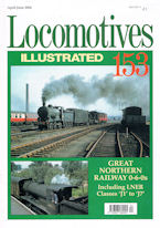 Locomotives Illustrated No 153