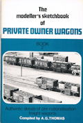 The modeller's sketchbook of Private Owner Wagons Book 2