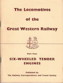 The Locomotives of the Great Western Railway Part Four