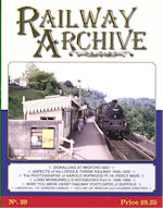 Railway Archive No 39