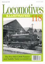 Locomotives Illustrated No 118