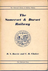 The Somerset & Dorset Railway