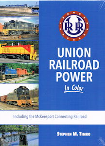 Union Railroad Power in Color