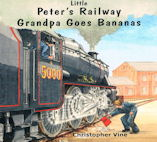 Little Peter's Railway Grandpa Goes Bananas