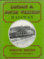 London & South Western Railway Engine Sheds