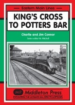 Kings Cross to Potters Bar