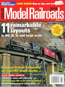 Great Model Railroads 2018