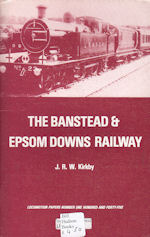 The Banstead & Epsom Downs Railway