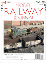 Model Railway Journal No. 251