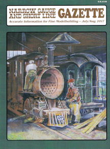 Narrow Gauge and Shortline Gazette