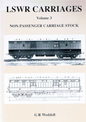 L. S. W. R Carriages