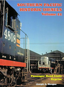 Southern Pacific Historic Diesels Volume 22