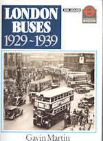 London Buses 1929-1939