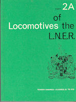 Locomotives of the L.N.E.R Part 2A