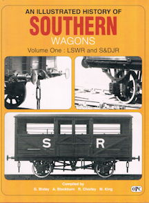 An Illustrated History of Southern Wagons Vol 1