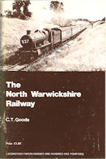 The North Warwickshire Railway