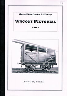 Great Northern Railway Wagons Pictorial Part 5