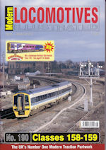 Modern Locomotives Illustrated August- September 2011