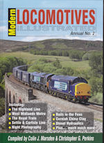 Modern Locomotives Illustrated Annual No 2