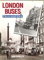 London Buses Then and Now