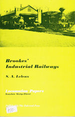 Brookes' Industrial Railways