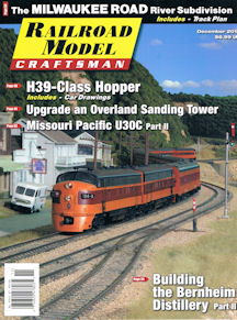 Railroad Model Craftsman December 2018