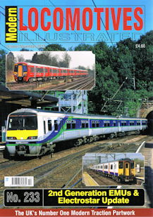 Modern Locomotives Illustrated No 233