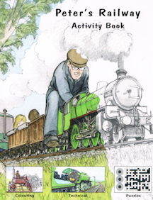 Peter's Railway Activity Book