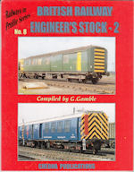 British Railway Wagons Engineer's Stock-2