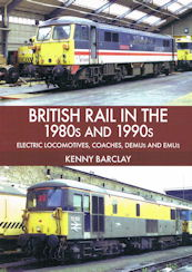 British Rail in the 1980s and 1990s