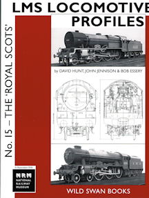 LMS Locomotive Profile 15: The Royal Scots