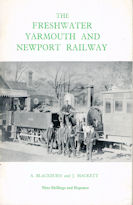 The Freshwater Yarmouth and Newport Railway