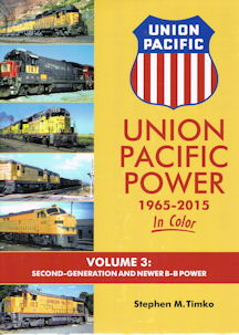 Union Pacific Power 1965-2015 in color