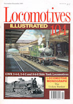 Locomotives Illustrated No 104