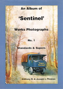 An Album of 'Sentinel' Works Photographs No. 1