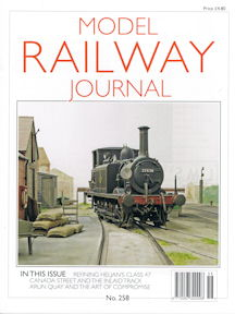Model Railway Journal No. 258
