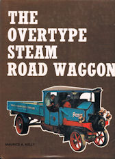 The Overtype Steam Road Waggon
