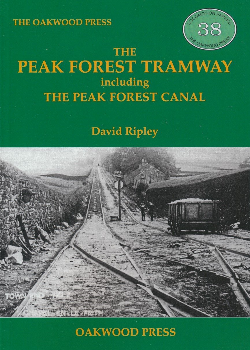 The Peak Forest Tramway including the Peak Forest Canal