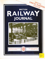 British Railway Journal Special Great Eastern Edition