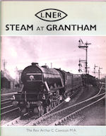 Steam at Grantham