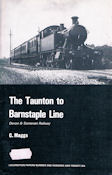 The Taunton to Barnstaple Line