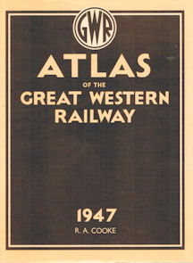 Atlas of the Great Western Railway 1947