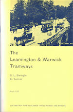 The Leamington & Warwick Tramways