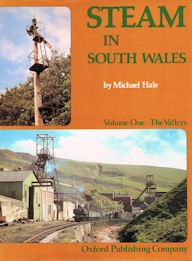 Steam in South Wales Volume One-The Valleys