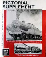 Pictorial Supplement to LMS Locomotive Profile No 10