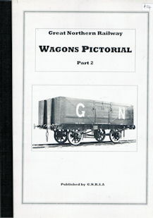 Great Northern Railway Wagons Pictorial Part 2
