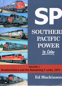 Southern Pacific Power in Color